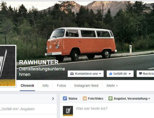 Rawhunter Facebook Page