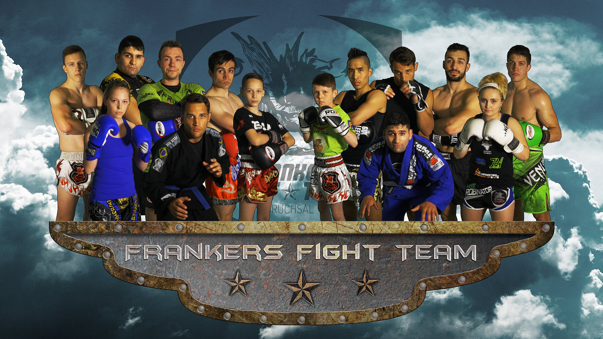 Frankers Fight Team Cover
