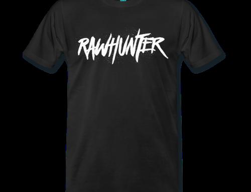 Der Rawhunter Online-Shop ist da!