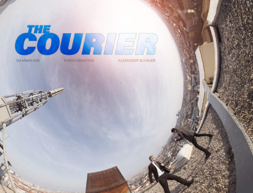 The Courier – EWTO Web-Serie