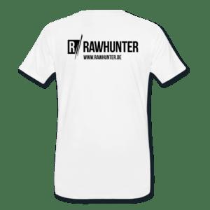 Rawhunter T-shirt Rücken