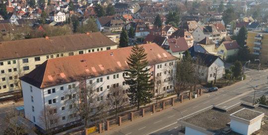 Das Ausbildungshaus in Heidelberg