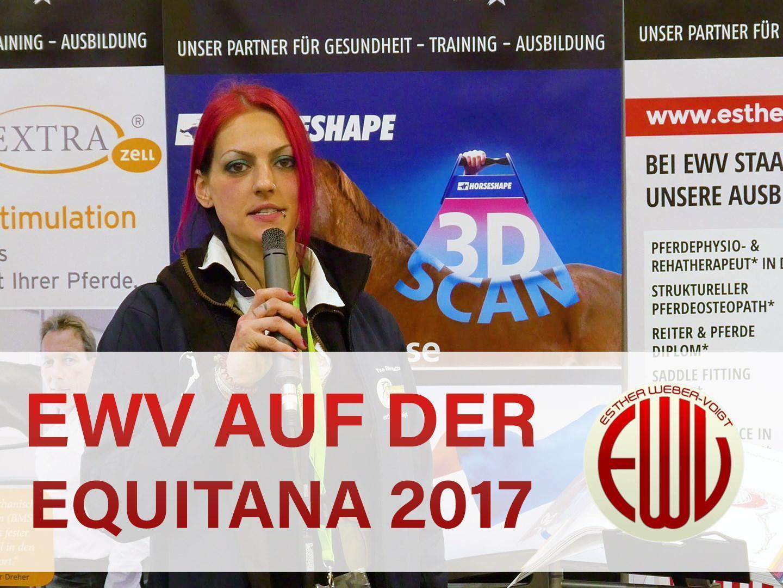 EWV auf der Equitana 2017