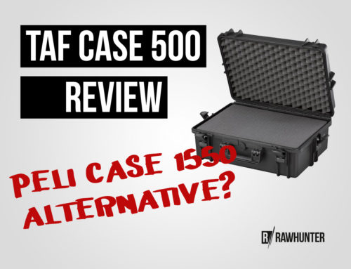 Review: TAF Case 500