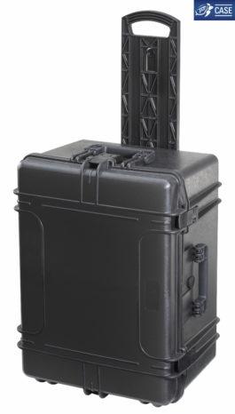 TAF Case 601M ausgezogen