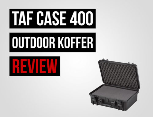 Review: TAF Case 400