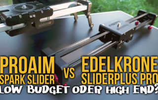 Proaim Edelkrone Slider Review