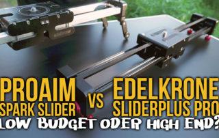 Proaim Edelkrone Slider Review