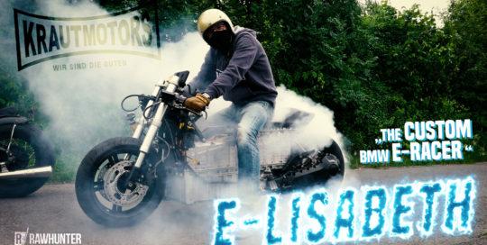E-Lisabeth Custom BMW E-Racer