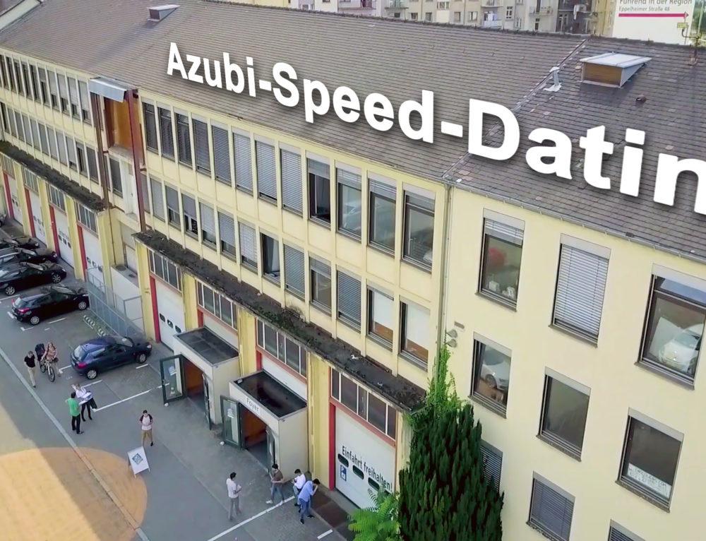 Azubi-Speed-Dating Heidelberg