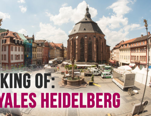 Royales Heidelberg – Making Of