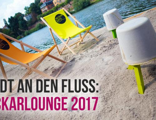 NeckarLounge 2017 – Heidelberg an den Fluss