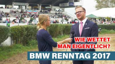 BMW Renntag 2017 Cover