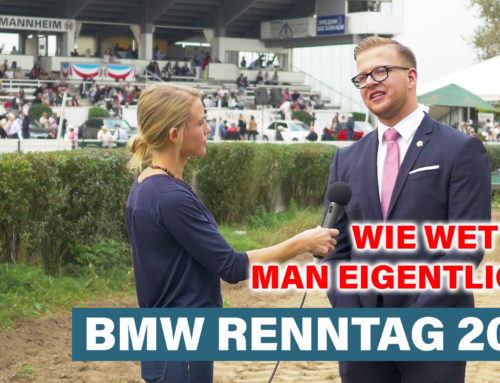 BMW Renntag 2017