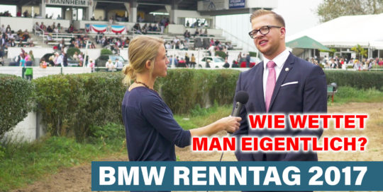 BMW Renntag 2017 Cover