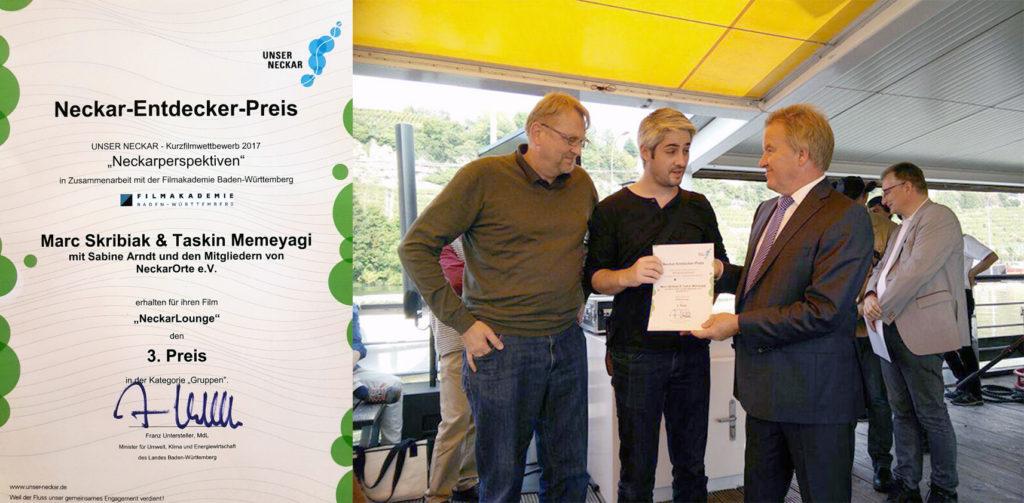 Unser Neckar Filmwettbewerb