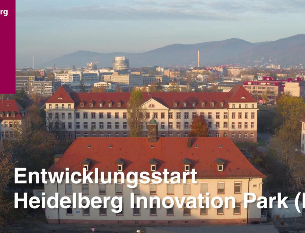 Entwicklungsstart Heidelberg Innovation Park