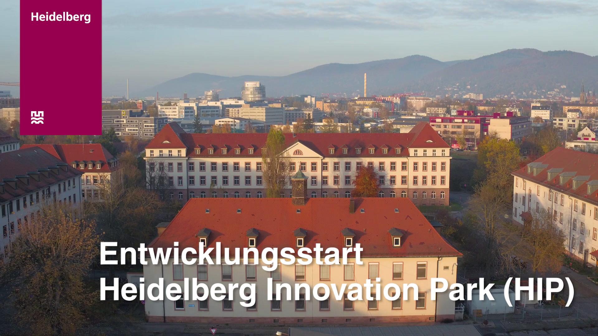 HIP Heidelberg Innovation Park