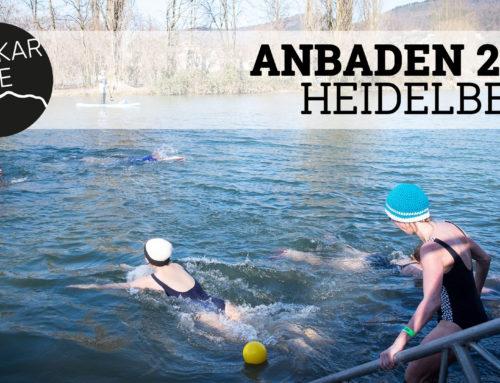 Anbaden 2018 – Neckarorte Heidelberg