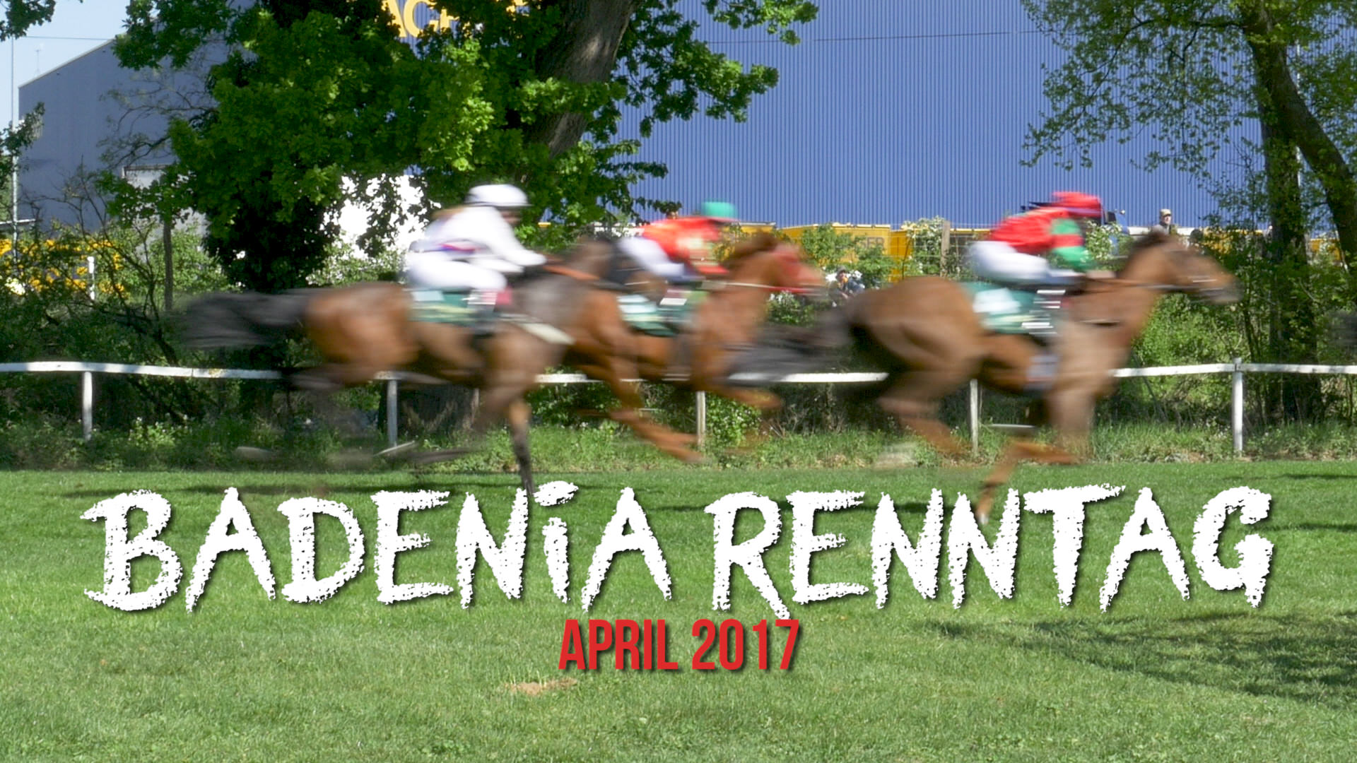 Badenia Renntag Eventfilm by Rawhunter
