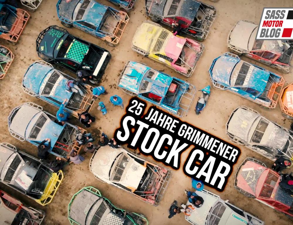 25 Jahre Stock-Car-Racing Grimmen