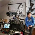 Im Interview mit René Burjack