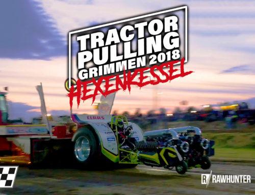 Tractor Pulling Grimmen 2018 | Hexenkessel | Sass Motorblog