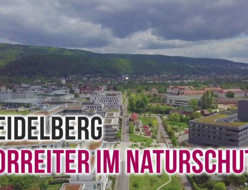 Heidelberg: Vorreiter im Naturschutz