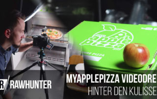 MyApplePizza Making-Of Cover