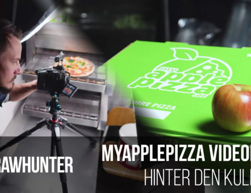 MyApplePizza Making-Of – Imagefilm – Hinter den Kulissen