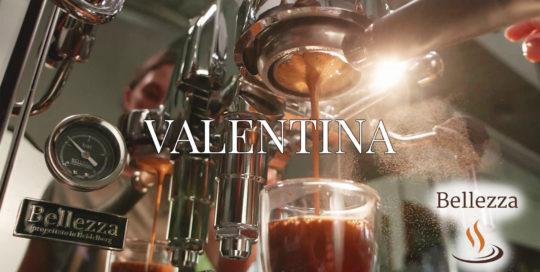 Bellezza Espresso Valentina Produktfilm