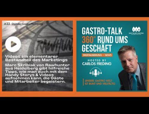 Digitaler-Gastro-Marktplatz: Video-Podcast