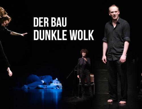Der Bau / Dunkle Wolk – AKTheater Heidelberg